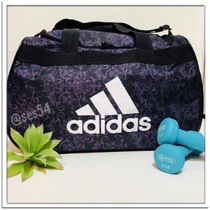 🆕Adidas Diablo Duffle Gym travel bag(unisex)